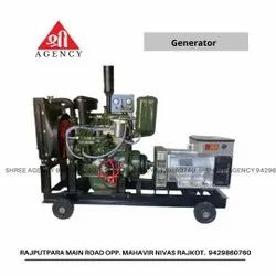 Topland Three Phase Commercial Diesel Engine Generator Set