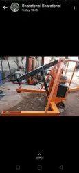 Hydraulic JIB Crane Current Operated