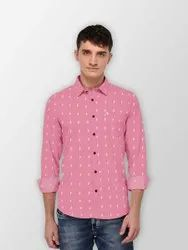 scullers Cotton Mens Casual Shirts