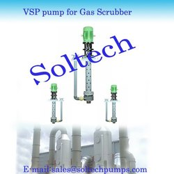 VSP Pump for Gas Scrubber