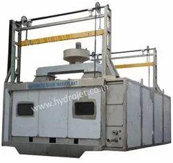 Automatic Bogie Washing Plant