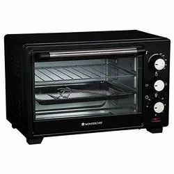 Stainless Steel Black 19 Liters Wonderchef Oven Toaster Grill, For Commercial