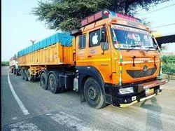 Trailer Truck Transport Service