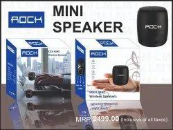 Multicolor Blantech Rock Nano Wireless Speaker, Size: Mini, 5 Volt