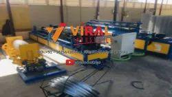 Chain Link Wire Machine