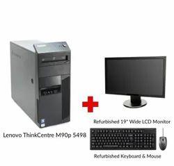 Lenovo ThinkCentre M90p 5498 Refurbished Computer