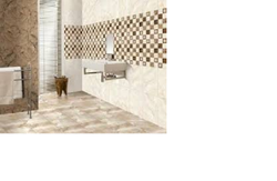 Vitrified Body Gloss And Matt Digital bathroom wall tiles, Thickness: 5-10 mm, Size: 18