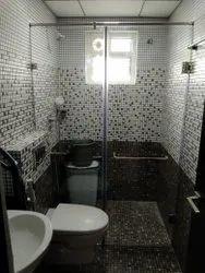 Shower Enclosure Partition