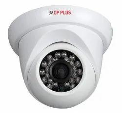 Wired CP Plus CCTV Dome Camera