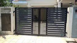 Mild Steel  Home Gate