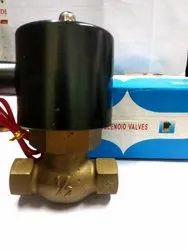 Brass Steam Solenoid Valve size 15MM (1/2)