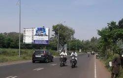Advertising Service Hoarding