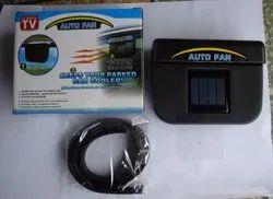 Car Auto Cool Solar Fan