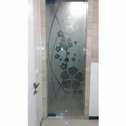 Toughened Safety Glass, For Residential,Commercial, Shape: Flat