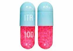 100 mg Itraconazole Capsules, Prescription