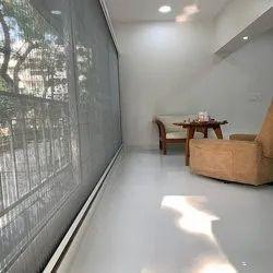 For Window Aluminium 1 MM Polyester Balcony Mosquito Mesh