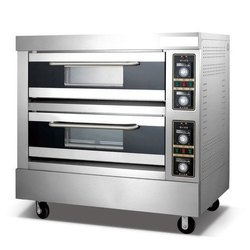 Double Deck Gas Oven