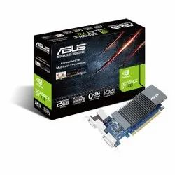 ASUS Geforce Gt710 2GB Gddr5 64-bit Graphics Card With ODB Low Profile