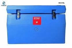 Vaccine Carrier Cold Box Model 316 L 22.40 Litrs