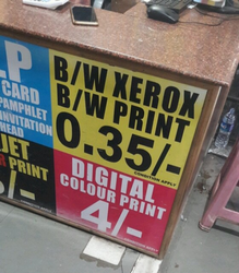 Color Printing Service, Digital