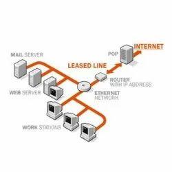 Fiber Tata Internet Leased Line, Satellite