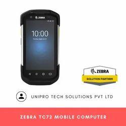 Zebra TC72 Touch Mobile Computer