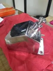 STAINLESS TEEL SOAP DISPENSER FOR RAILWAY