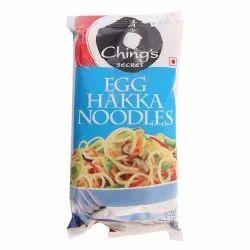 Chings Egg Hakka Noodles, Packaging Size: 150g