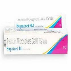 Supatrate 0.1 % Micro Gel Tretinoin