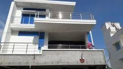 Modular Steel Staircase Railings