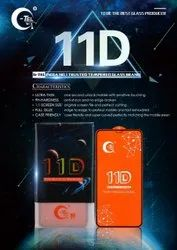 11 D Tempered Glass