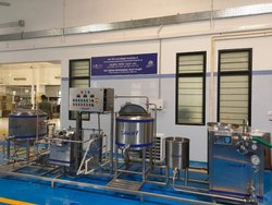 Containerized Ice Cream Plant