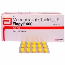 Metronidazole 400 Mg Tablets