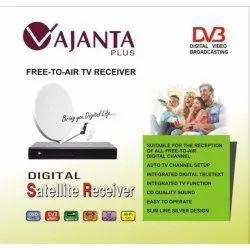 Satellite TV Receiver