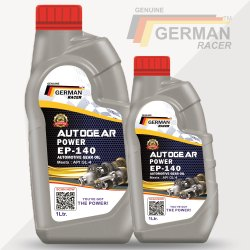 German Racer Autogear Power Ep-140 Gear Oil