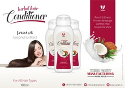 Ayurvedic Hair Conditioners