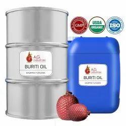 Cosmetic Grade moisturized Buriti Cold Pressed Oil