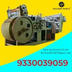 Food and Shopping Paper Bag Making Machine