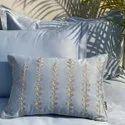 Moonlit Smoke Blue Treasure Bedsheet