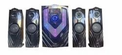 5.1 ABS Takai Multimedia Speaker, 1500W