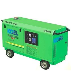 KCC-P-4.0 AS KOEL Chota Chilli 4 kW Portable Petrol Genset