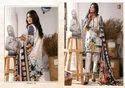 Shraddha Designer Mahgul Vol 1 Lawn Cotton Printed Pakistani Dress Material Catalog