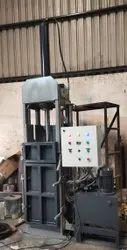 Waste Paper Trim Baling Machine