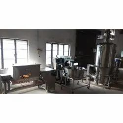 Used SS Fluid Bed Dryer