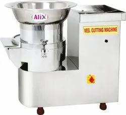 2 HP Alix Vegetable Cutting Machine