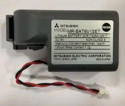 Mitsubishi Mr-bat6v1set Lithium Battery, Battery Capacity: 1650 Mah