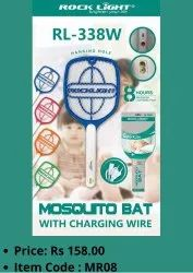 Rock Light Mosquito Racket WITH WIRE
