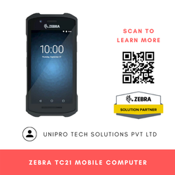 Zebra TC21 Touch Mobile Computer