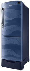 4 Star Blue Wave Samsung RR22T385XUV Refrigerator, Single Door, Capacity: 215 Litres