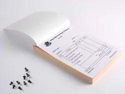 Paper Bill Book Printing Service, in Pan india